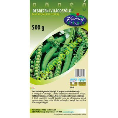Debreceni világoszöld zöldborsó 500 g