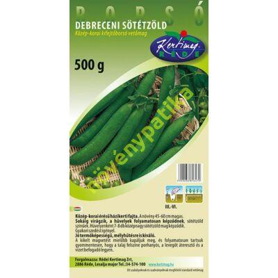 Debreceni sötétzöld zöldborsó 500 g