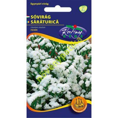 Sóvirág egynyári - Limonium Fehér