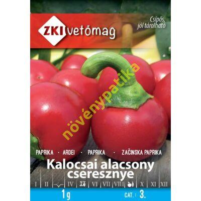 Kalocsai alacsony cseresznye paprika