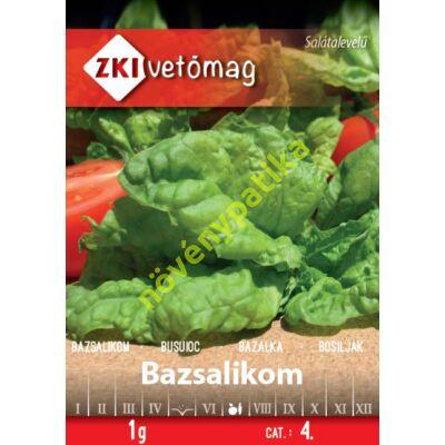 Bazsalikom Salátalevelű