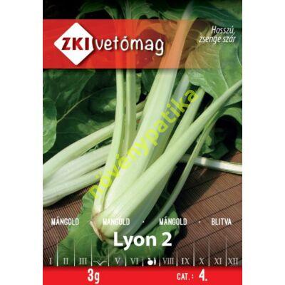 Lyon 2 mángold
