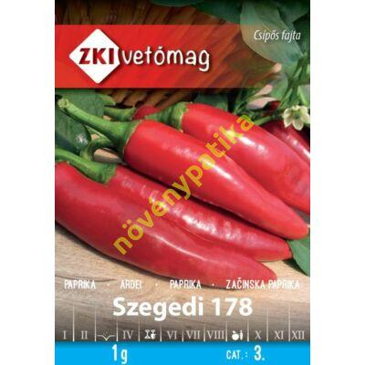 Szegedi 178 paprika