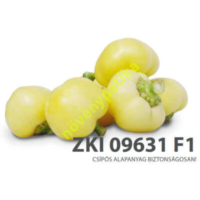 ZKI09631 F1 csípős almapaprika 5 000 szem