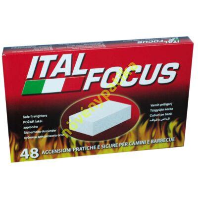 Focus alágyújtós