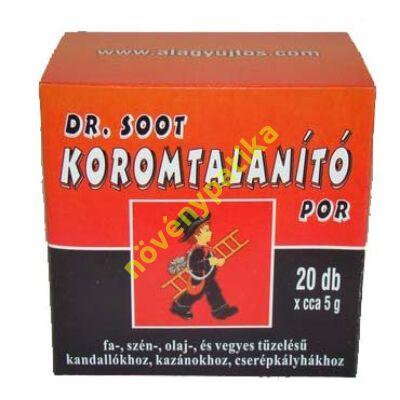 Dr. Soot koromtalanító