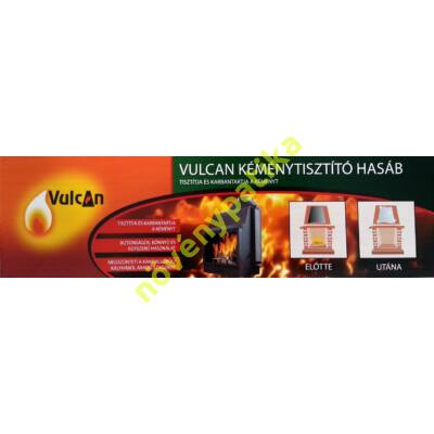 Vulcan kéménytisztító hasáb