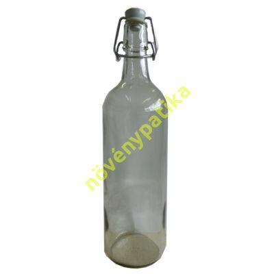 Csatos üveg 1 literes