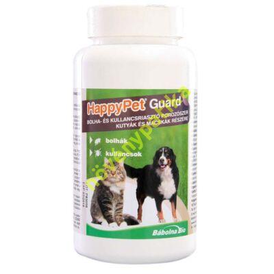 HappyPet Guard bolha- és kullancsriasztó porozószer kutyák és macskák részére