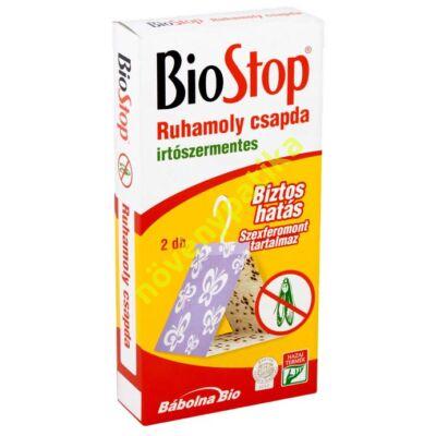 BioStop ruhamoly csapda 2 db