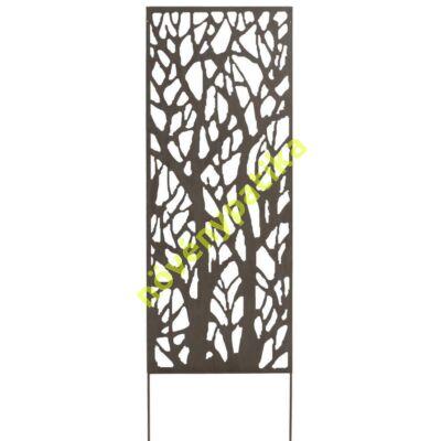 Raschel árnyékoló/kerítés háló extra sűrű 150 cm széles