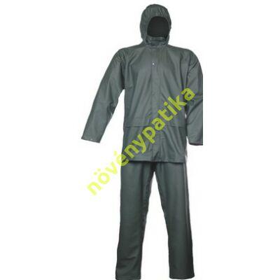 Orkán esőruha zöld Kabát - nadrág