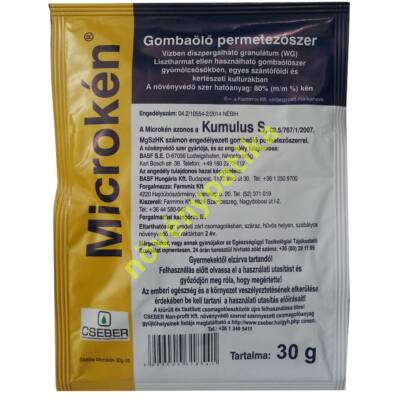 Microkén / Kumulus S 30 g