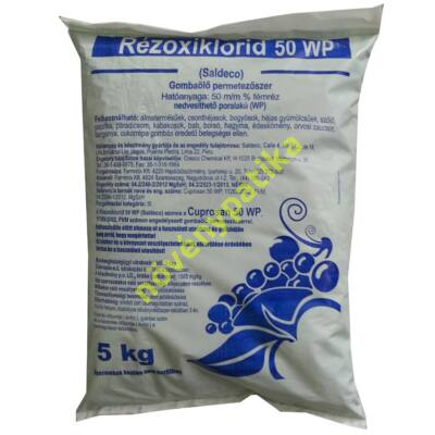 Rézoxiklorid 5 kg