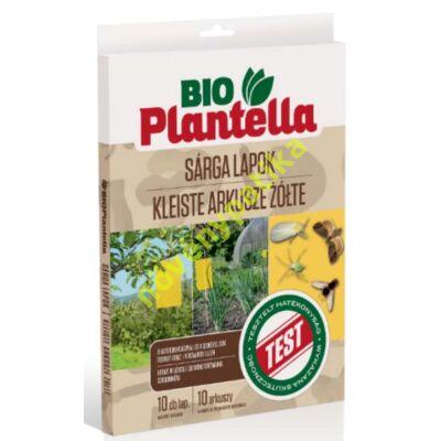 Bio Plantella Sárga ragadós lapok nagy 10 db