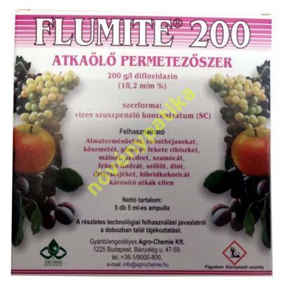 Flumite 200 5x5 ml