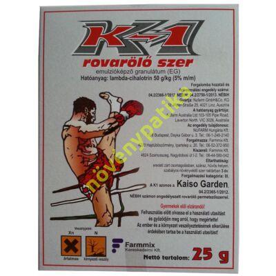 K-1 rovarölő szer 25 g