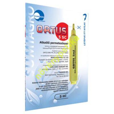 Ortus 5 EC atkaölőszer 5 ml