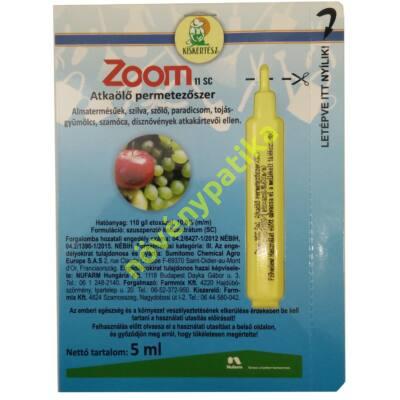 Zoom 11 SC atkaölőszer 5 ml