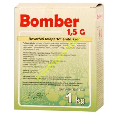 Bomber 1,5 G talajfertőtlenítő szer 1 kg