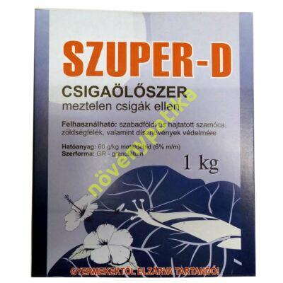 Szuper-D csigaölő granulátum 1 kg
