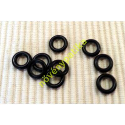 O - gyűrű álítható réz szórófejhez 6 x 2,2 mm