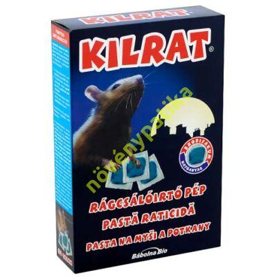 Kilrat Plus rágcsálóirtó pép (egér, patkány) 500g