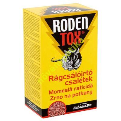RodenTox rágcsálóirtó csalétek (egér, patkány)