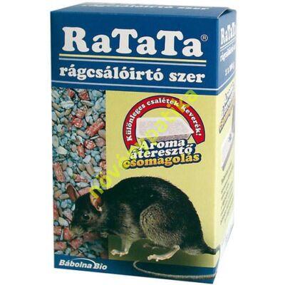 RaTaTa rágcsálóirtó szer (egér, patkány)