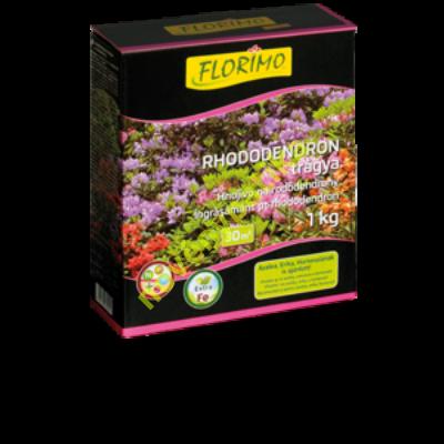 Florimo Rhododendron trágya 1 kg