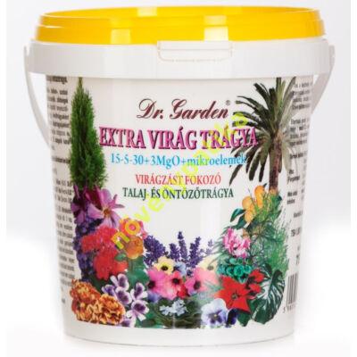 Dr. Garden Extra virág trágya öntözőtrágya 750 gr