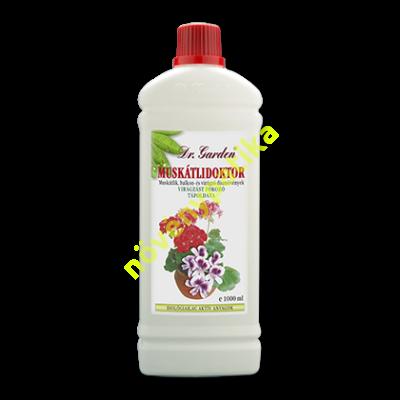 Dr. Garden Muskátlidoktor tápoldat 500 ml