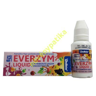 Pektinbontó enzim Everzym Liquid