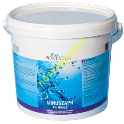 Minusz pH, pH csökkentő 1,5 kg