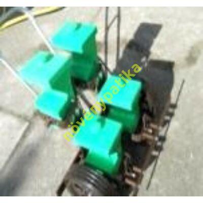 Vetőgép kanalas K1