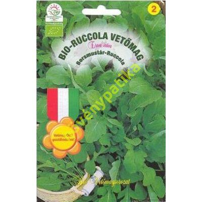 Bio-vetőmag Ruccola