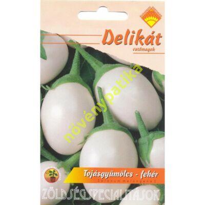 Fehér kis termésű tojásgyümölcs