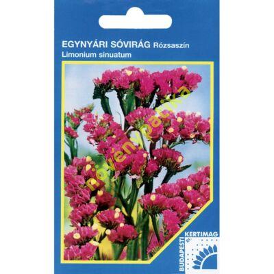 Sóvirág egynyári - Limonium Rózsaszín