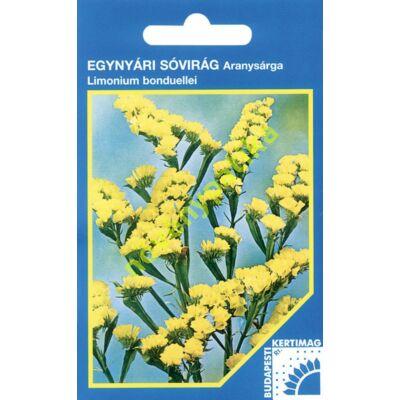 Sóvirág egynyári - Limonium Aranysárga