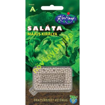 Május Királya saláta drazsírozott