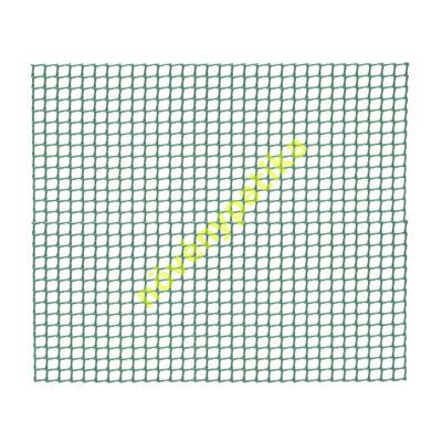 Műanyag kerítés 1 m magas 5 mm x 5 mm